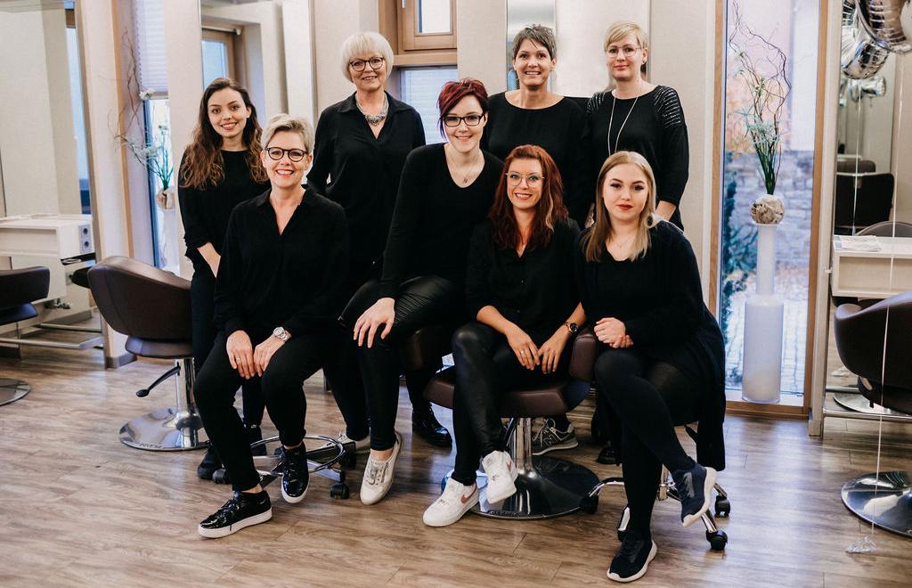 Friseur Teublitz Team